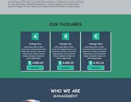 #14 for Arabic Website Landing Page Contest by noman2810