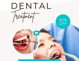 #41 untuk I need PSD templates for Facebook and Instagram for dental clinic posts oleh akhi021