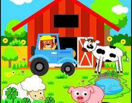 utteeya100 tarafından art work for children's books için no 55