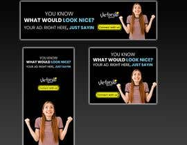 #71 for 9 banner ads with simple messaging by abid4design