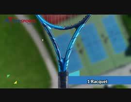 #5 for FAcebook ads Video Promo for tennis equipment promotion bundles af Siam25986