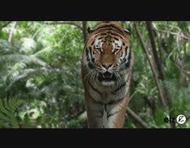Nro 8 kilpailuun Tiger compositing into jungle käyttäjältä elzybert