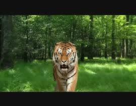 Nro 3 kilpailuun Tiger compositing into jungle käyttäjältä rajjeetsaha