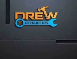 #338 for DrewCreates Logo af akash0805