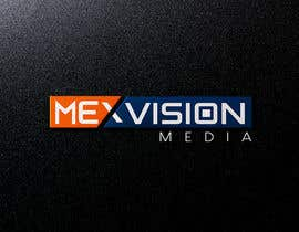 #64 untuk Mex vision media Logo oleh Jaben0