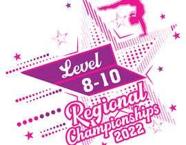 #211 cho Tshirt Design for Women's Gymnastics Championship bởi sharifmozumder99