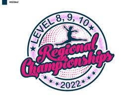 #163 cho Tshirt Design for Women's Gymnastics Championship bởi rajibislam0003