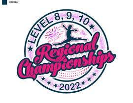 #172 cho Tshirt Design for Women's Gymnastics Championship bởi rajibislam0003