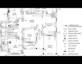 #12 pentru Electrical drawing de către nbt245