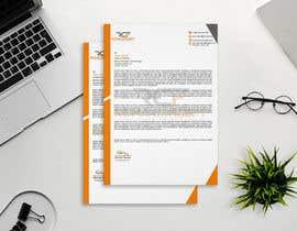 #59 for Create me a letterhead & compliment slip by ummeshahina777