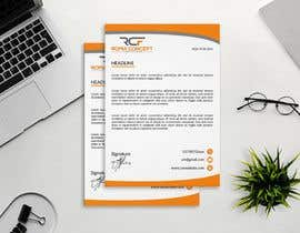#50 for Create me a letterhead & compliment slip by Amin796