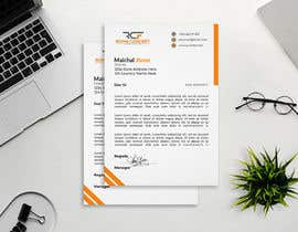#48 for Create me a letterhead & compliment slip by razumuhammad50