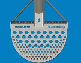 ali992hasan tarafından NEED A NAME + LOGO DESIGN + VERY SMALL SLOGAN (see pictures) for a sand scoop için no 17