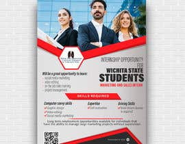 #13 para Flyer for interns por Najmur