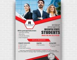 #126 para Flyer for interns por Najmur
