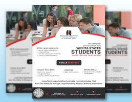 #132 para Flyer for interns por alihussen3134