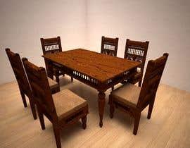 Nro 55 kilpailuun Furniture designs käyttäjältä EKRAMUL825