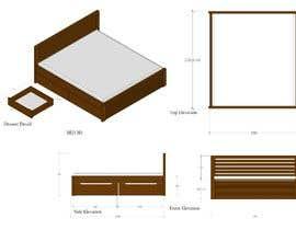 Nro 60 kilpailuun Furniture designs käyttäjältä danielsutanto