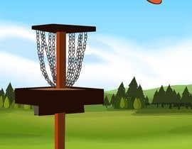 #6 for Disc Golf graphics af sadia327