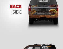 YassineChettouch tarafından Concept Vehicle wrap (think food truck) için no 96