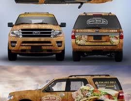 #51 cho Concept Vehicle wrap (think food truck) bởi SAKTI2