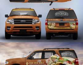 #53 cho Concept Vehicle wrap (think food truck) bởi SAKTI2