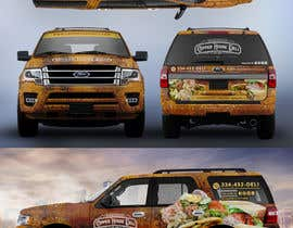 #69 for Concept Vehicle wrap (think food truck) by SAKTI2