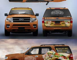 #71 for Concept Vehicle wrap (think food truck) by SAKTI2