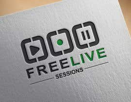 #135 for Logo for FreeLiveSessions.TV (live music outdoors) af rajibdebnath900