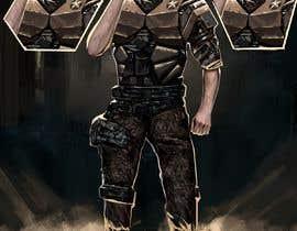 aglennn tarafından Design a game character avatar için no 28