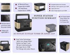 Hafiz1998 tarafından Make a Power Station function summary image like Apple Event için no 22