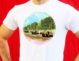 #50 untuk Cartoon this picture for tshirt design oleh pscreativearts7