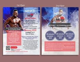 #29 untuk Digital flyer and pricing chart oleh afsananoormoni