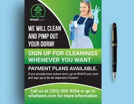 shohelhasan01 tarafından Design Dorm Cleaning Flier için no 51