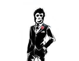 #29 cho Put A Tuxedo and Sunglasses On This Gorilla bởi Ilyas4Design