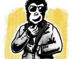 #60 cho Put A Tuxedo and Sunglasses On This Gorilla bởi Sketchem