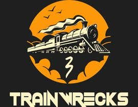 #149 for 3TrainWrecks Podcast Logo by ShimantoZi