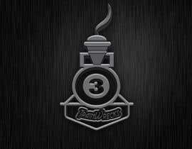 #128 for 3TrainWrecks Podcast Logo by mohsinazadart