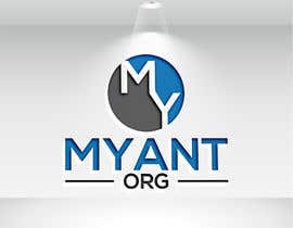 Nro 339 kilpailuun Logo for MyAnt.org: käyttäjältä mdabulbasher1337