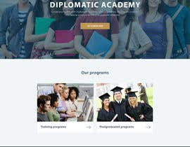 nvardyerkanian tarafından Design a Website Layout for Training company için no 43