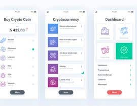 Nro 43 kilpailuun app design käyttäjältä Shashistars