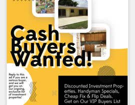 #154 for Make me a one page flyer by Nahidemdad