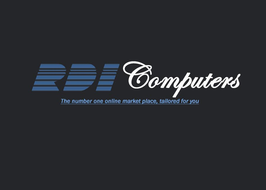 #29 for Design a Logo for Online Computers Shop by designfrenzy