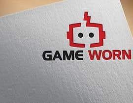 nº 313 pour GAME WORN - logo design par mstshiolyakhter1