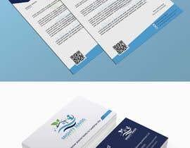 YaserBarakzy tarafından 1 business cards, 1 letter head için no 46