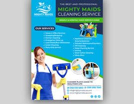 #38 cho flayer for cleaning services bởi miloroy13