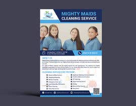 #62 cho flayer for cleaning services bởi emtiaznasim24