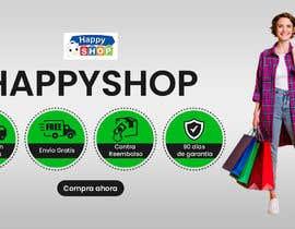 #102 cho Diseño banner para e commerce (shopify) bởi UdhayasuriyanS
