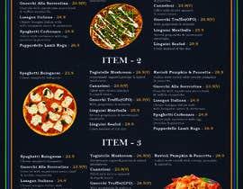 #97 cho Design a menu bởi arghyab43