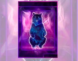 """#38 for Ludobytes """"Neon Bears"""" Collection by Heleonore"""